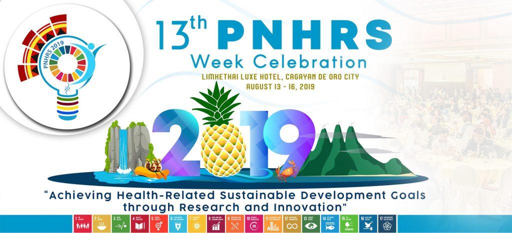 13th PNHRS Week - CRHRDC